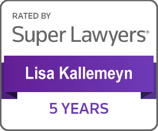 Super Lawyers 5 Year Anniversary